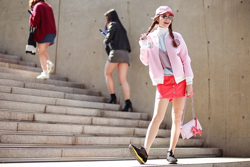 street style day mau sac cua minh hang tai han quoc - 2