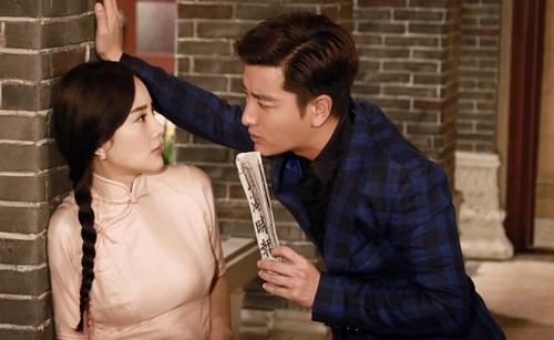 """vo chong ly tieu lo mang con gai den phim truong """"ba noi tro hanh dong"""" - 5"""