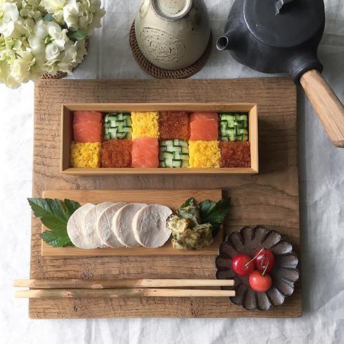 Từ sushi miếng, người Nhật chuyển sang mê mẩn sushi ghép hình - 3