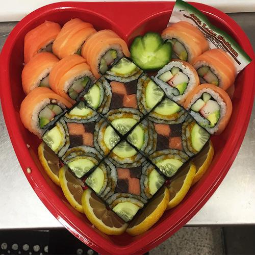 Từ sushi miếng, người Nhật chuyển sang mê mẩn sushi ghép hình - 5