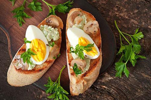 15 công thức chế biến món ngon từ trứng cho trẻ mẹ nên thuộc lòng - 12