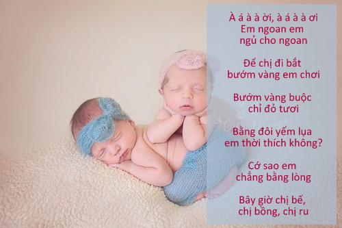 tuyen chon nhung bai hat ru hay nhat cho be de ngu - 10