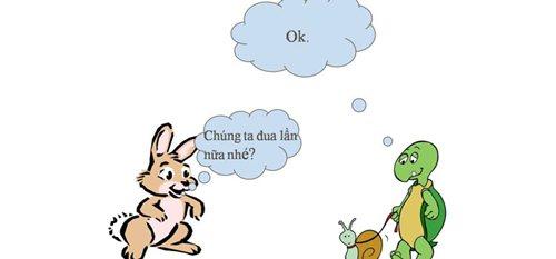 Truyện cổ tích cho bé: Thỏ và Rùa