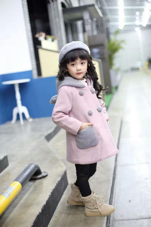 thời trang mùa đông cho bé gái