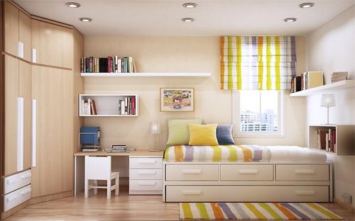 5 lỗi trang trí khiến nhà đã nhỏ lại càng chật hẹp hơn