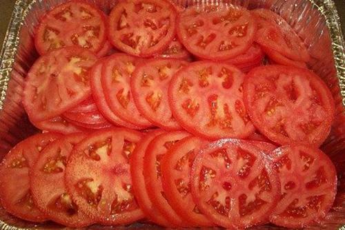 Chế biến cà chua như thế này không ngờ vết thâm sau mụn lại biến mất nhanh chóng