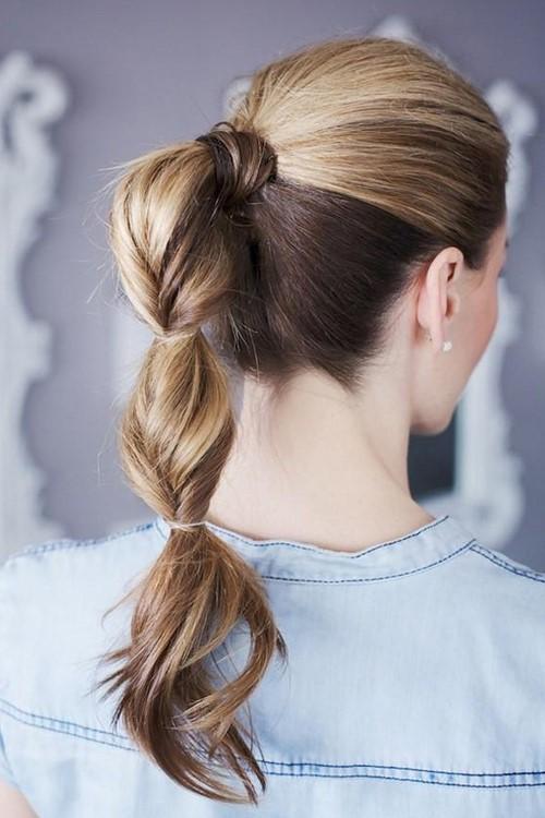 Nâng tầm nhan sắc ngoạn mục bằng hàng loạt biến thể của tóc đuôi ngựa - 12
