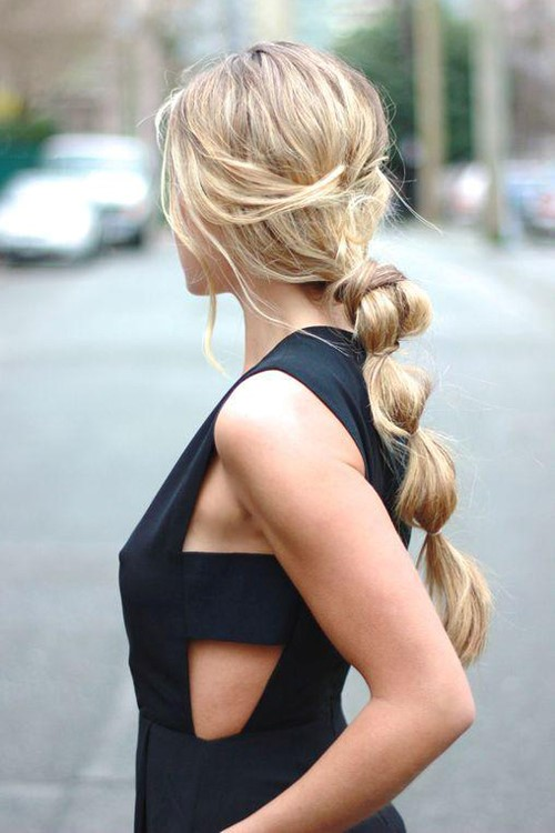Nâng tầm nhan sắc ngoạn mục bằng hàng loạt biến thể của tóc đuôi ngựa - 11