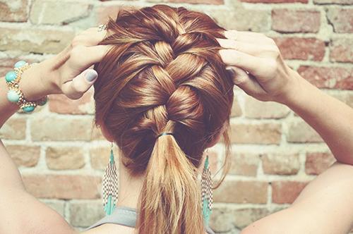 Nâng tầm nhan sắc ngoạn mục bằng hàng loạt biến thể của tóc đuôi ngựa - 9