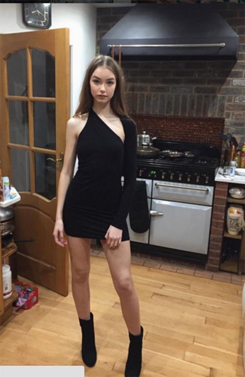 phát hờn trước vóc dáng phổng phao quyến rũ của cô gái tuổi 15 - 10