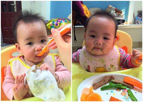 Mách mẹ cách nấu 7 món cháo tăng cân cho bé còi - 1