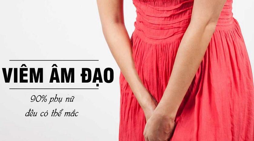 """viem am dao - can benh """"vung kin"""" luon rinh rap phu nu - 1"""