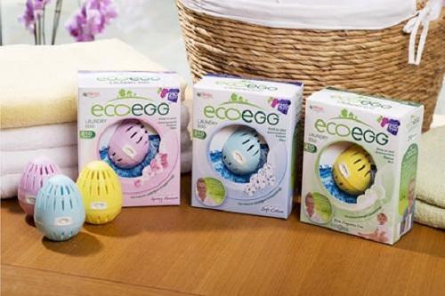 Khỏi cần mua bột giặt, nước xả trong 3 năm chỉ nhờ một quả trứng giặt vài trăm nghìn