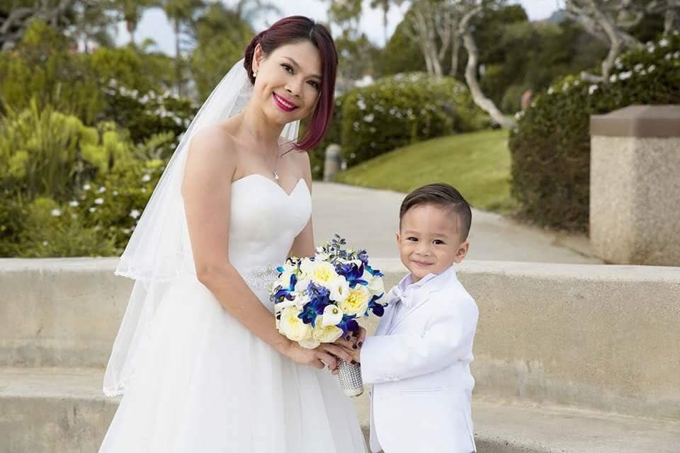Không ở cùng bố, mẹ đã đi lấy chồng, con trai Ngô Kiến Huy giờ sống thế nào?