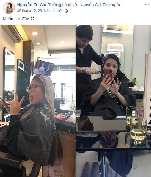 """lam dieu nay cung con gai dip dau nam, mc cat tuong nhan ngay danh hieu """"ba me 2019"""" - 6"""