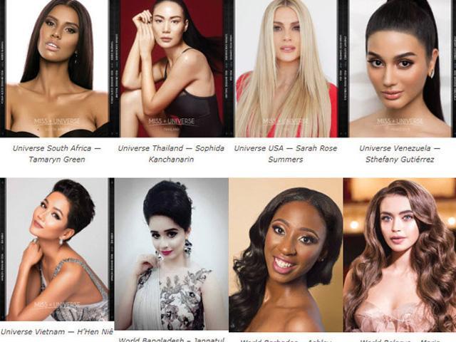 4 chân dài Việt là ứng viên Hoa hậu đẹp mãi với thời gian, tân HHHV không có mặt
