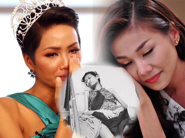 Thanh Hằng, HHen Niê kêu gọi hỗ trợ người mẫu bị ung thư buồng trứng giai đoạn cuối