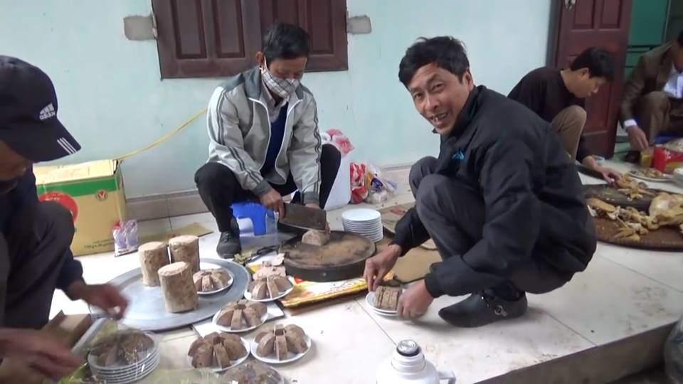 """can tet, chang trai khoe canh co que ron rang, dan mang non nao """"bao lau roi chua ve que"""" - 4"""