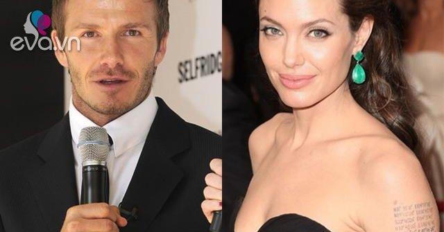 """Ngôi sao 24/7: Thực hư chuyện Angelina Jolie quyết tâm """"cướp"""" Beckham từ tay Victoria"""