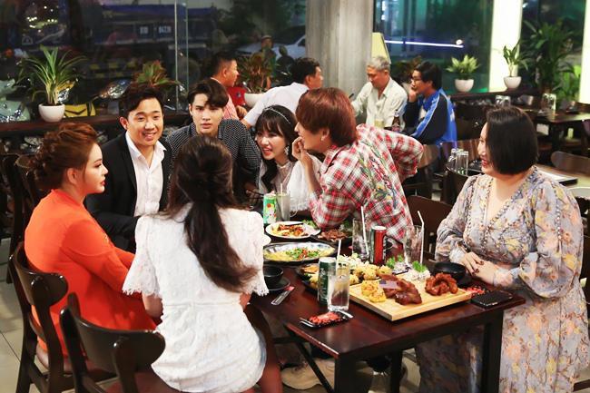 """tran thanh khon kho vi su cuong nhiet thai qua cua """"anh em"""" nha hari won - 2"""