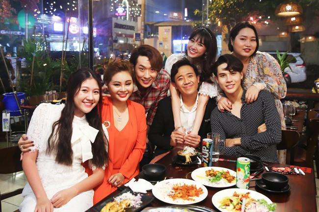 """tran thanh khon kho vi su cuong nhiet thai qua cua """"anh em"""" nha hari won - 4"""