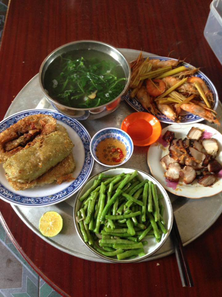 lam dau nha ban vang, 9x thai nguyen duoc me chong dua 60 nghin/bua com 4 nguoi va cai ket - 10