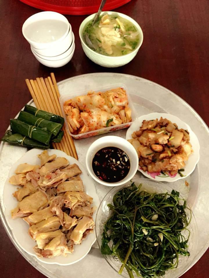 lam dau nha ban vang, 9x thai nguyen duoc me chong dua 60 nghin/bua com 4 nguoi va cai ket - 9