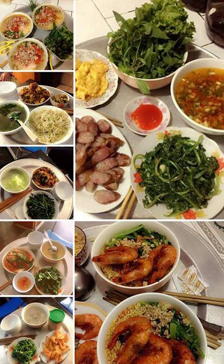 lam dau nha ban vang, 9x thai nguyen duoc me chong dua 60 nghin/bua com 4 nguoi va cai ket - 3