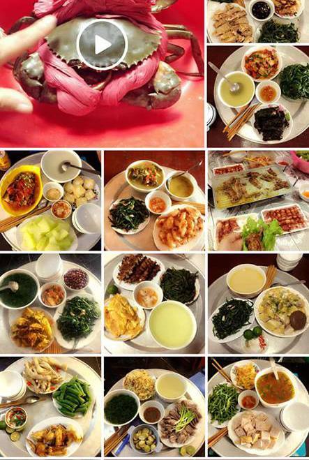 lam dau nha ban vang, 9x thai nguyen duoc me chong dua 60 nghin/bua com 4 nguoi va cai ket - 2