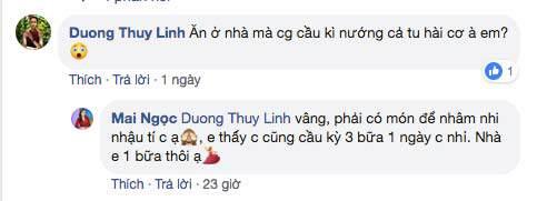 """khoe com nau cho chong, bi soi mon """"than duoc quy ong"""", btv thoi su mai ngoc dap bat ngo - 4"""