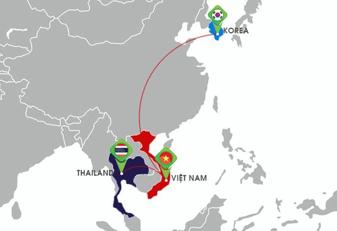 thai lan va han quoc, my pham nao phu hop voi lan da nguoi viet? - 3