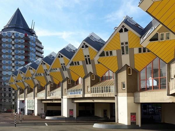 Những tòa nhà dị nhất thế giới, đến ảnh thứ 6 bạn phải thốt lên ngỡ ngàng - 11
