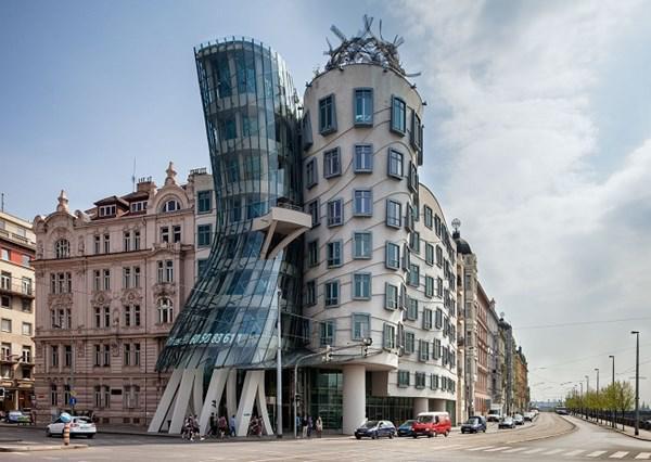 Những tòa nhà dị nhất thế giới, đến ảnh thứ 6 bạn phải thốt lên ngỡ ngàng - 14