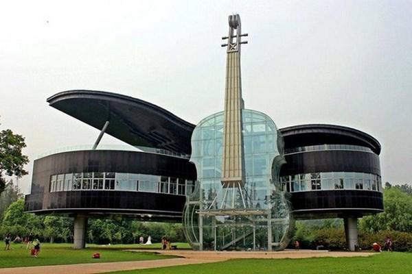 Những tòa nhà dị nhất thế giới, đến ảnh thứ 6 bạn phải thốt lên ngỡ ngàng - 5