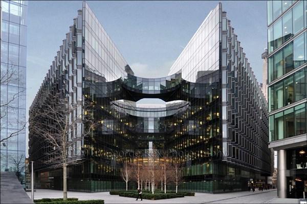 Những tòa nhà dị nhất thế giới, đến ảnh thứ 6 bạn phải thốt lên ngỡ ngàng - 7