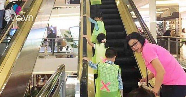 4 vị trí ở nơi mua sắm có thể khiến trẻ gặp nguy, cha mẹ chú ý kẻo hối hận