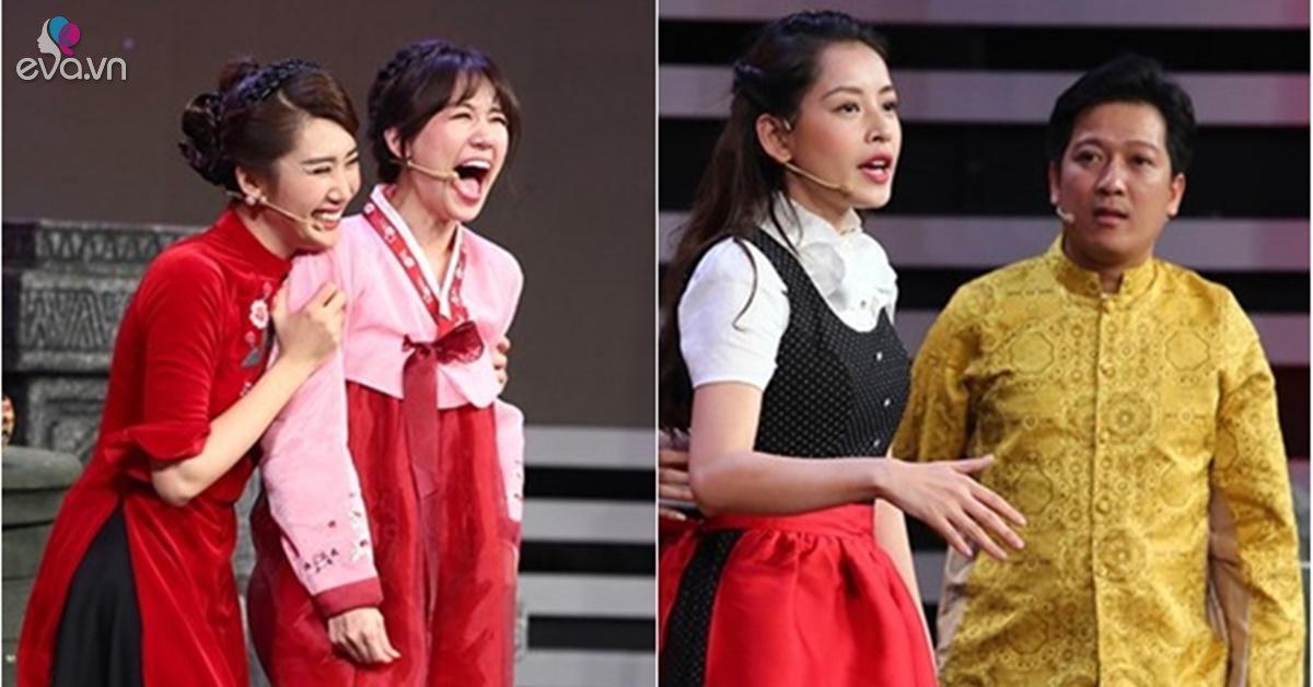 """Lộ giọng live """"thảm họa"""" chưa từng thấy của Hari Won, Chi Pu gây hoảng hồn khán giả"""