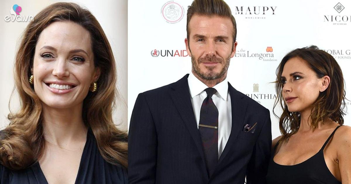 """Câu trả lời bực bội của Victoria sau tin Beckham bị Angelina Jolie """"thả thính"""" gây chú ý"""