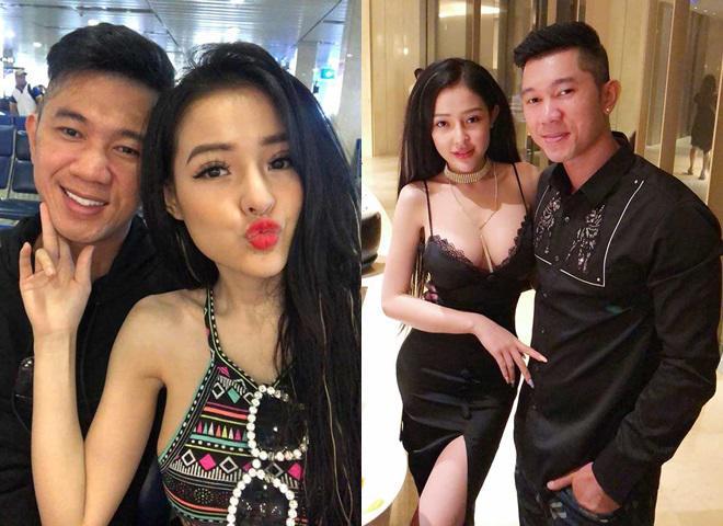 Lương Bằng Quang gây shock khi công khai tình yêu với Ngân 98.