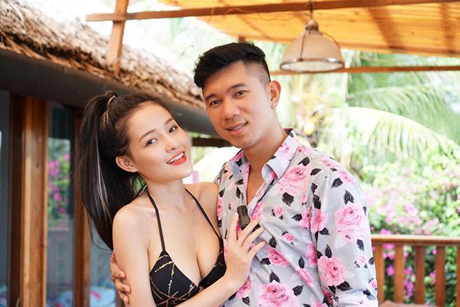 Bạn gáiLương Bằng Quang có nhiều lùm xùm trong quá khứ