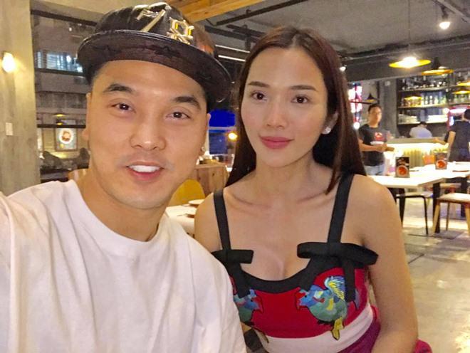 sao viet 24h: le phuong co thai, giao het cho chong kem 7 tuoi nghien cuu viec bau bi - 14