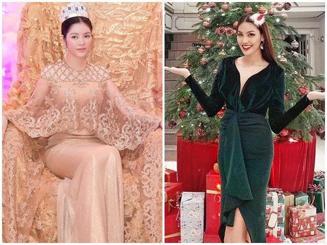 Người đẹp duy nhất đủ sức đọ cơ dinh với Lý Nhã Kỳ: Hà Tăng thứ 2 của showbiz Việt!