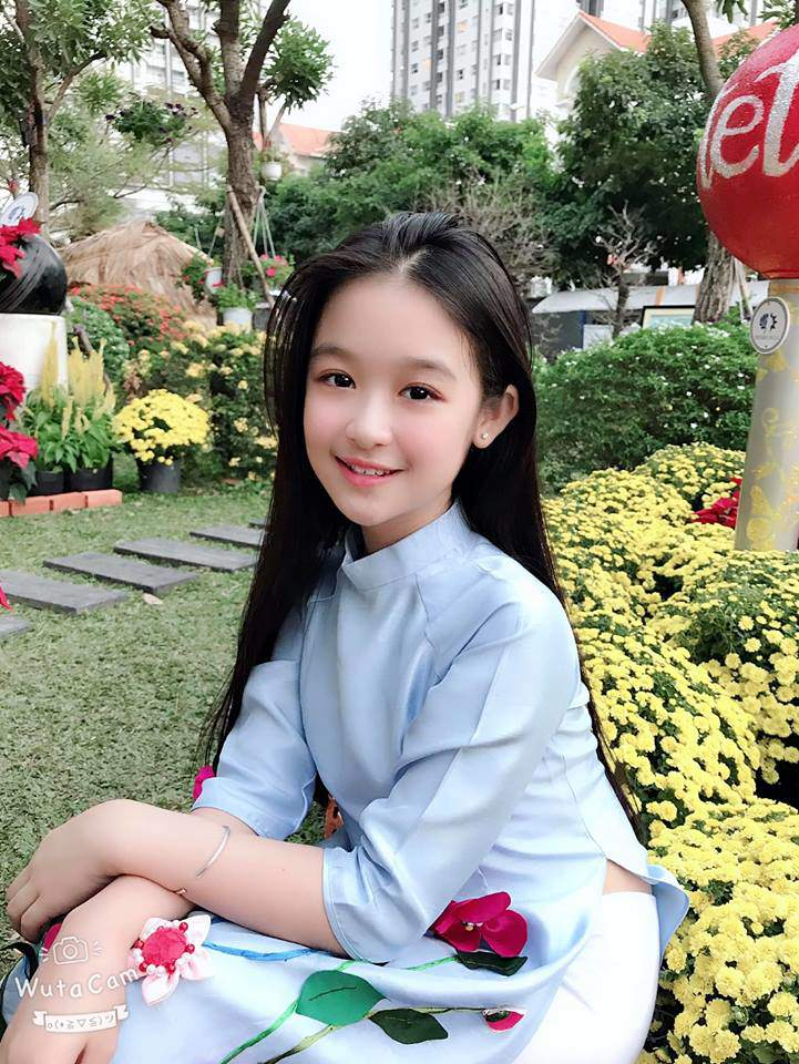 "do sac hoa hau tieu vy, be gai mien tay khien dan mang: ""khong phai my nhan thuong dau!"" - 4"