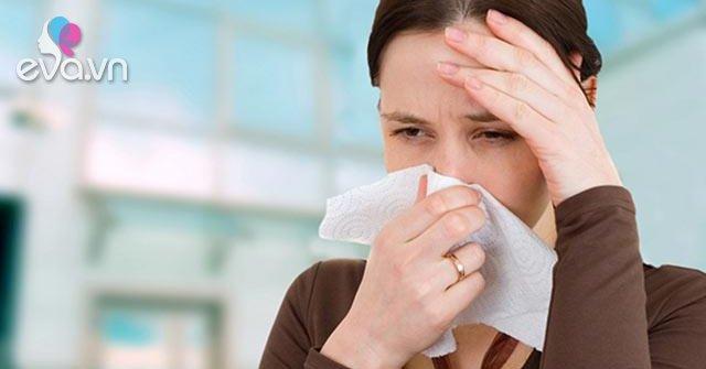 Viêm họng khi giao mùa: biến chứng đừng xem thường