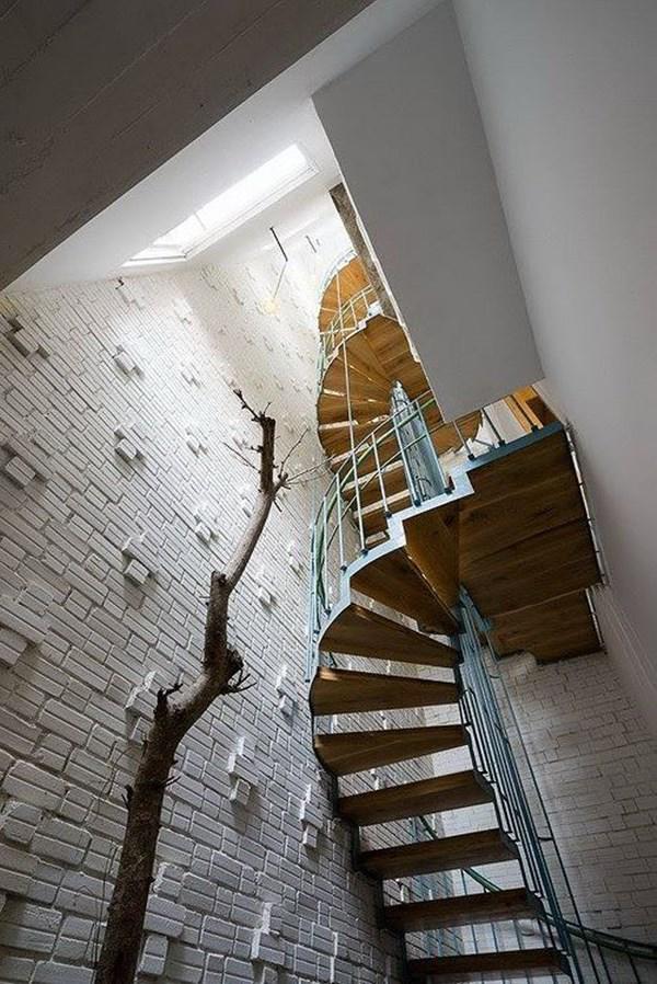 Nhà trong ngõ vỏn vẹn 35m2 vẫn có thiết kế đẹp như mơ - 2