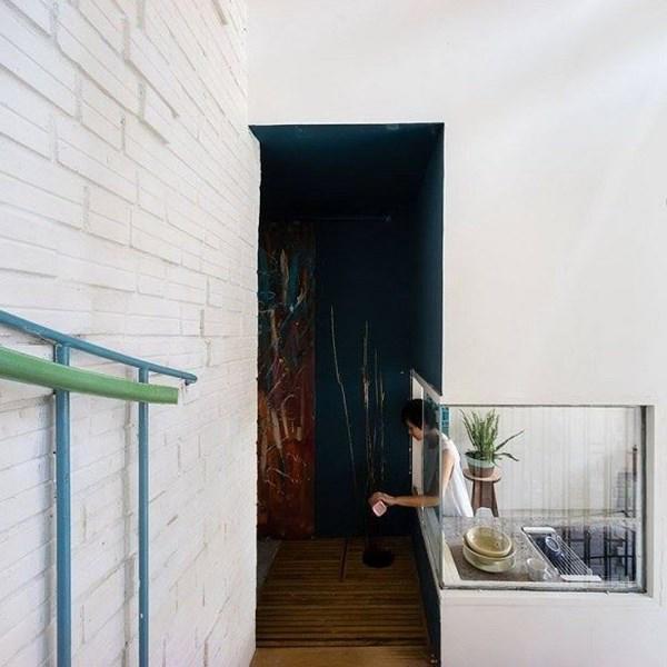 Nhà trong ngõ vỏn vẹn 35m2 vẫn có thiết kế đẹp như mơ - 5