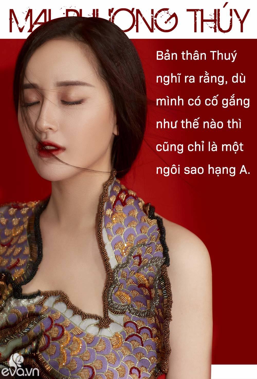 "mai phuong thuy: khong can mac dep, toi muon tro thanh ""giac mong cua nhung chang trai"" - 17"