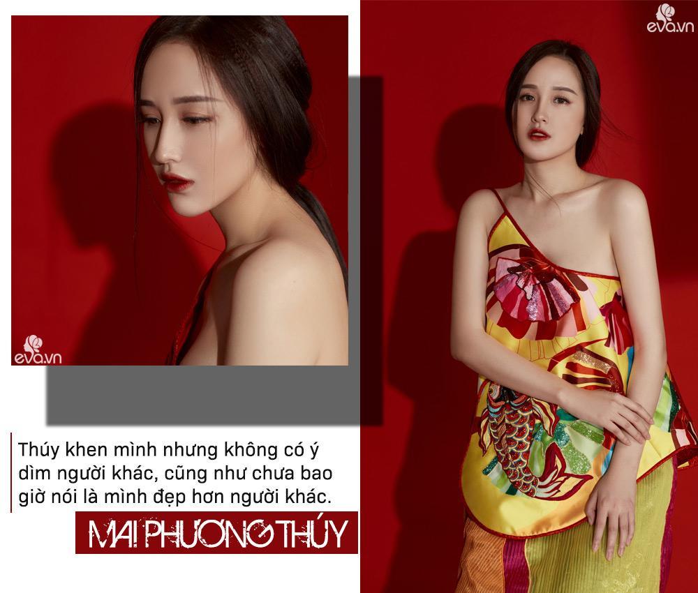 "mai phuong thuy: khong can mac dep, toi muon tro thanh ""giac mong cua nhung chang trai"" - 11"