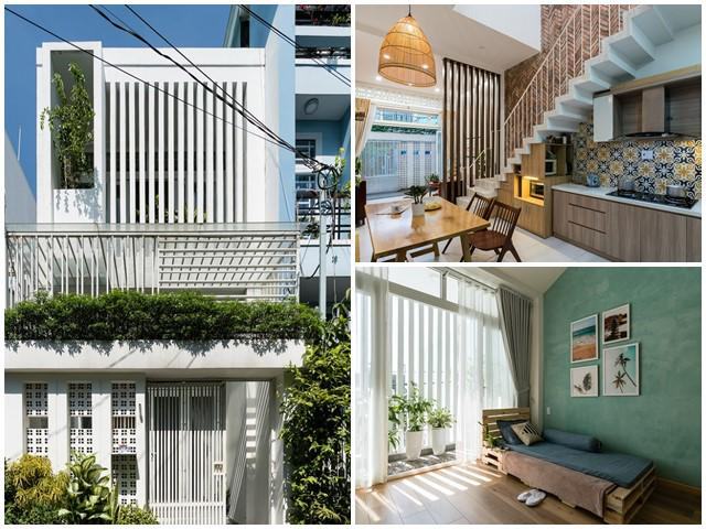 Ghé thăm căn nhà Sài Gòn tuyệt đẹp hô biến từ nhà cấp 4