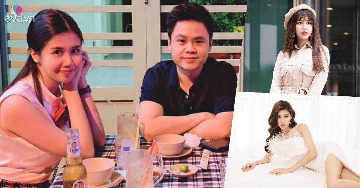 Chia tay Primmy Trương, Phan Thành có tình mới là người đẹp thi Hoa hậu Hoàn Vũ VN 2017?
